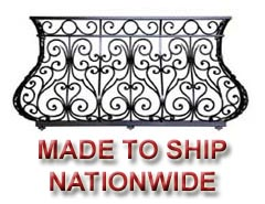 Made to ship nationwide