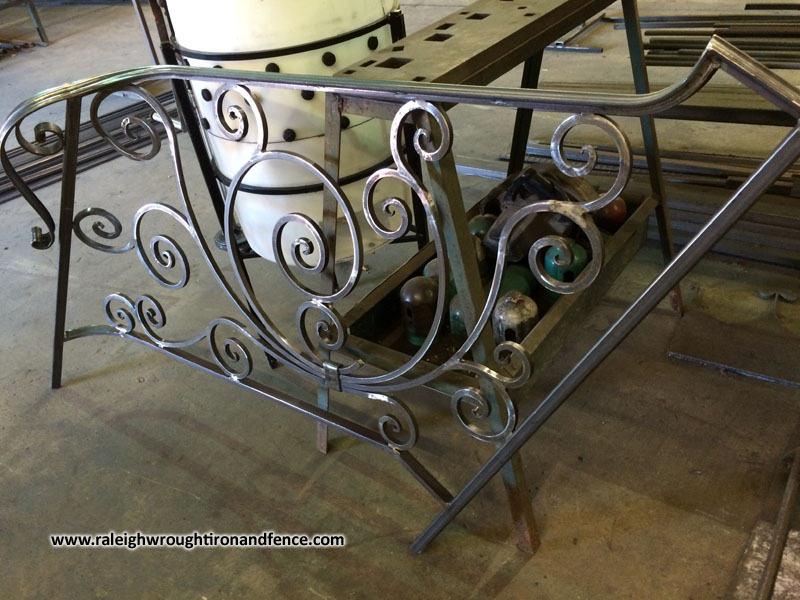 Chapel Hill Nc Custom Made Iron Furniture Raleigh