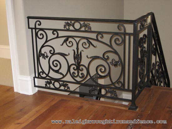 Raleigh Nc Custom Wrought Iron Railings Raleigh Wrought